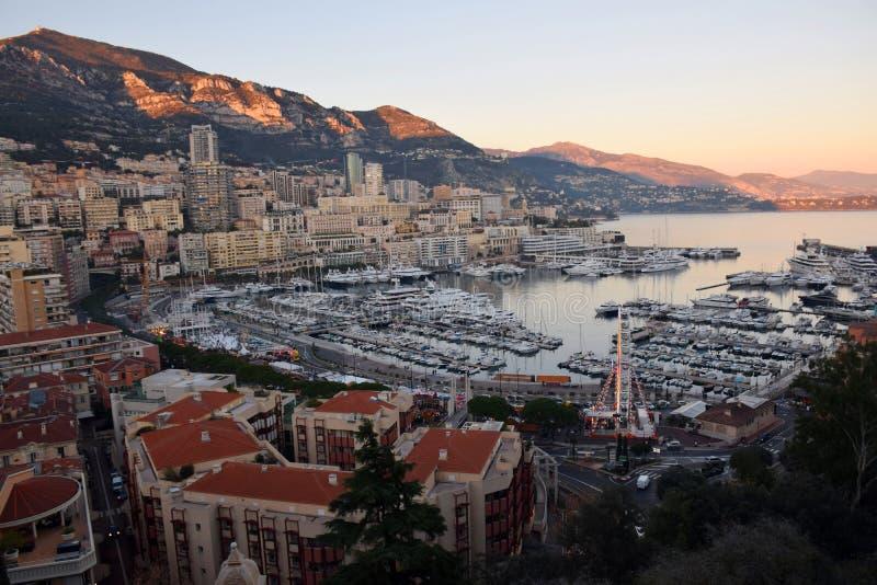 摩纳哥 免版税库存照片