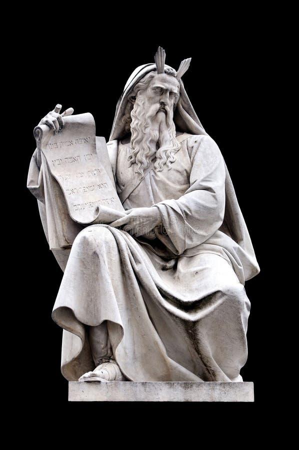 摩西 免版税库存图片