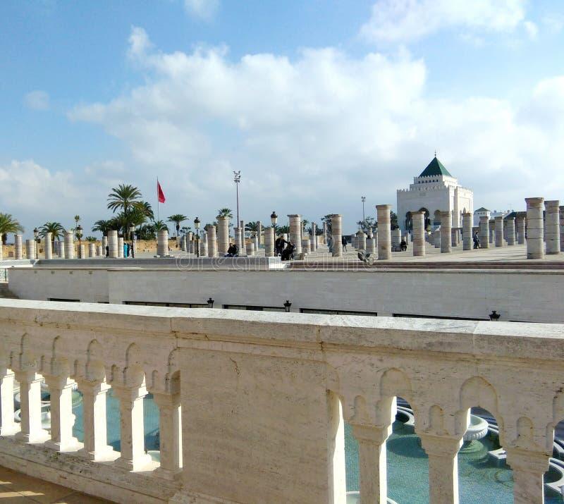 摩洛哥历史地方 免版税库存图片