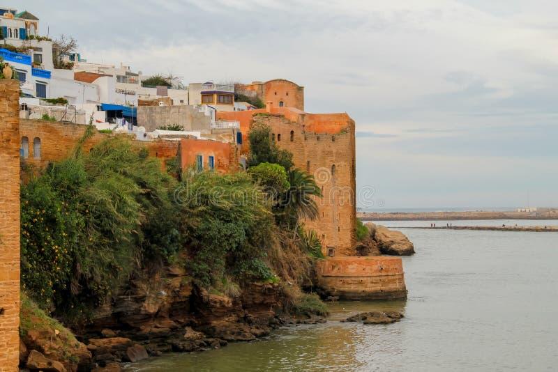 摩洛哥拉巴特 免版税库存图片