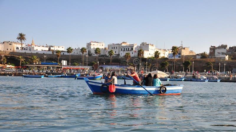 摩洛哥,销售 免版税库存图片