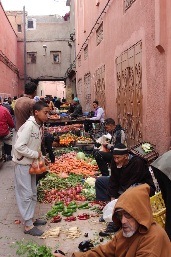 摩洛哥 库存图片