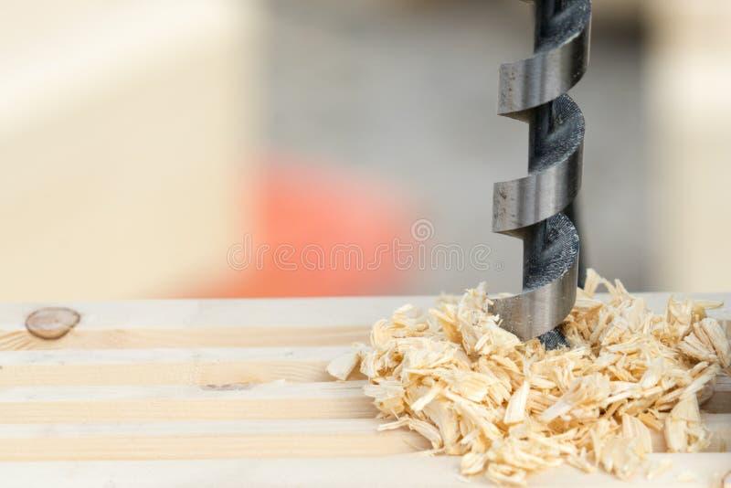 操练木头的人 您的文本的地方 免版税库存图片