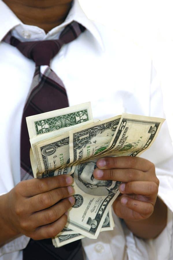 收入 免版税库存图片