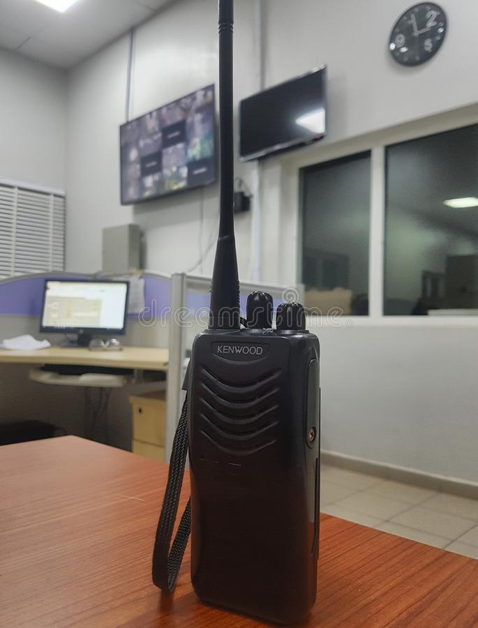 收音机 图库摄影