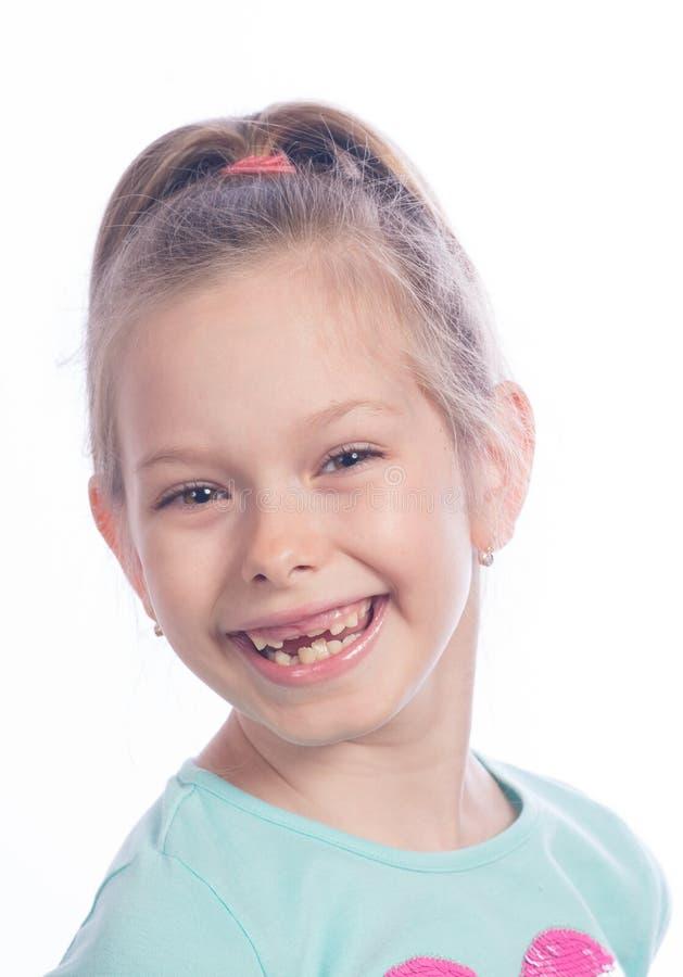 改变的牙 库存图片