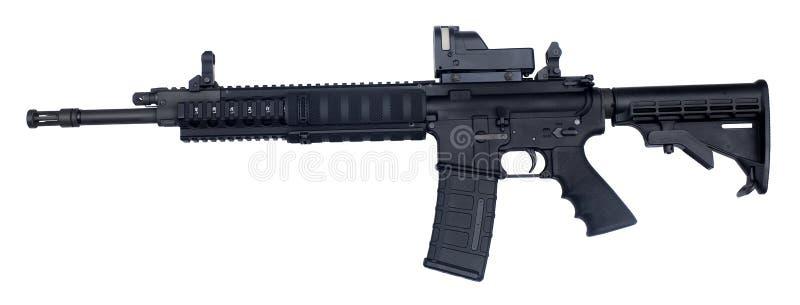 攻击型武器 免版税库存图片