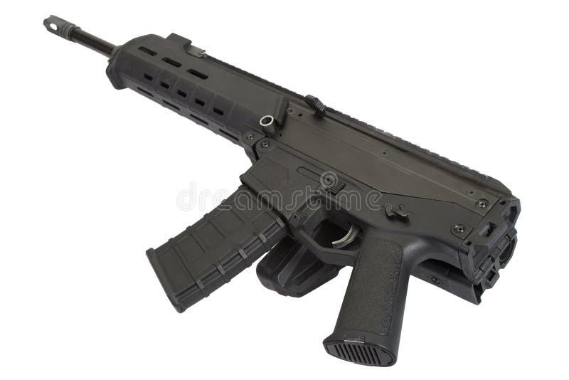 攻击现代步枪 免版税库存照片
