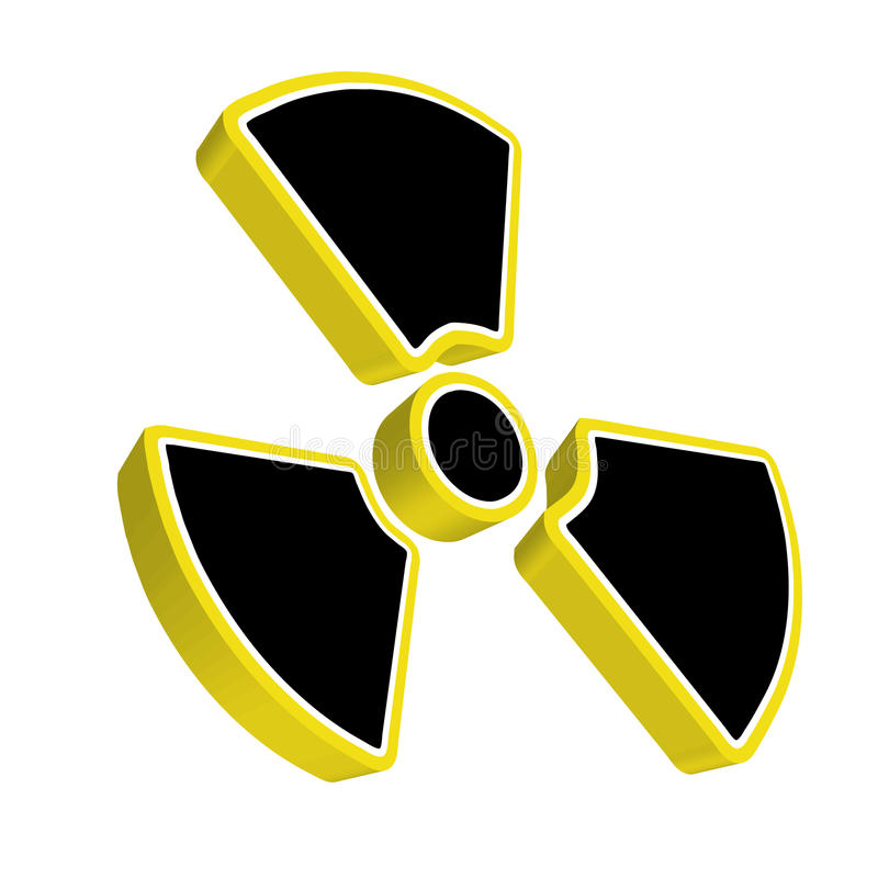 放射线 向量例证