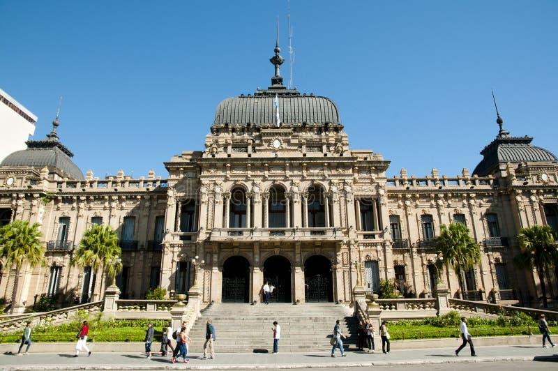 政府大厦-土库曼-阿根廷 库存图片
