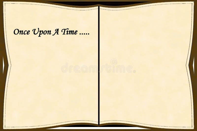 故事书、寓言,文艺图象、象或者网背景 免版税库存图片