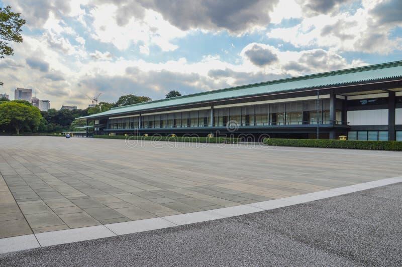 故宫的细节在东京日本 库存照片