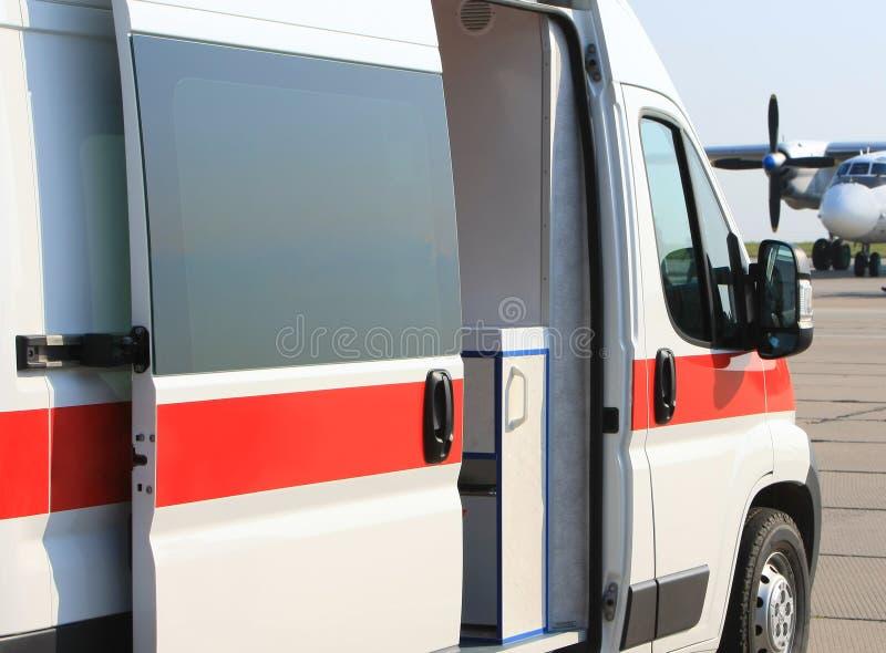 救护车紧急 免版税图库摄影