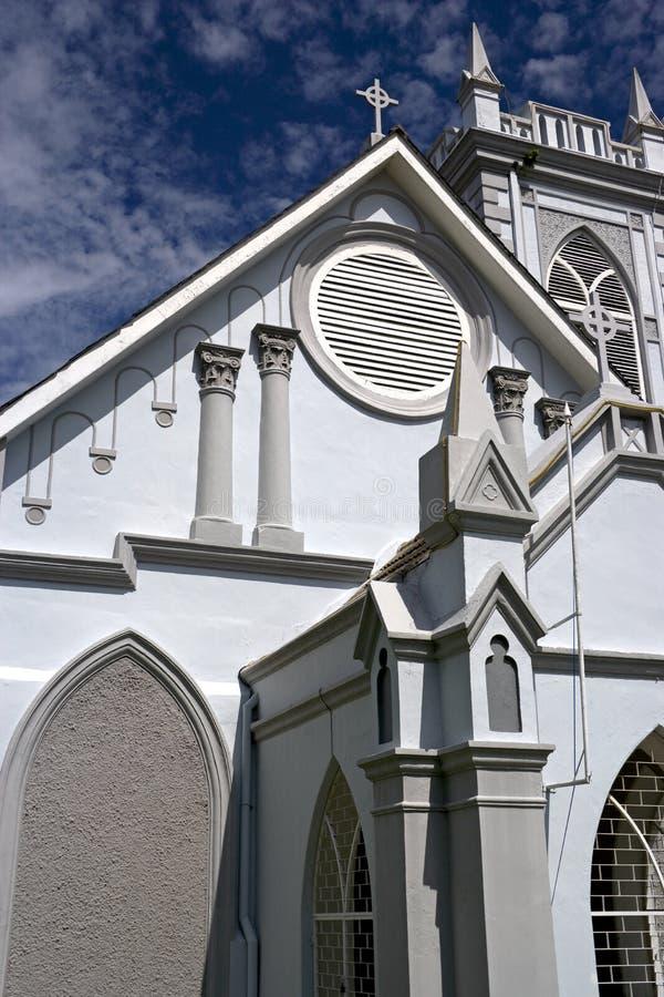 教会乔治城卫理公会派教徒wesley 免版税图库摄影