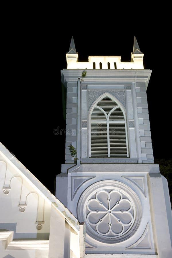 教会乔治城卫理公会派教徒wesley 免版税库存图片