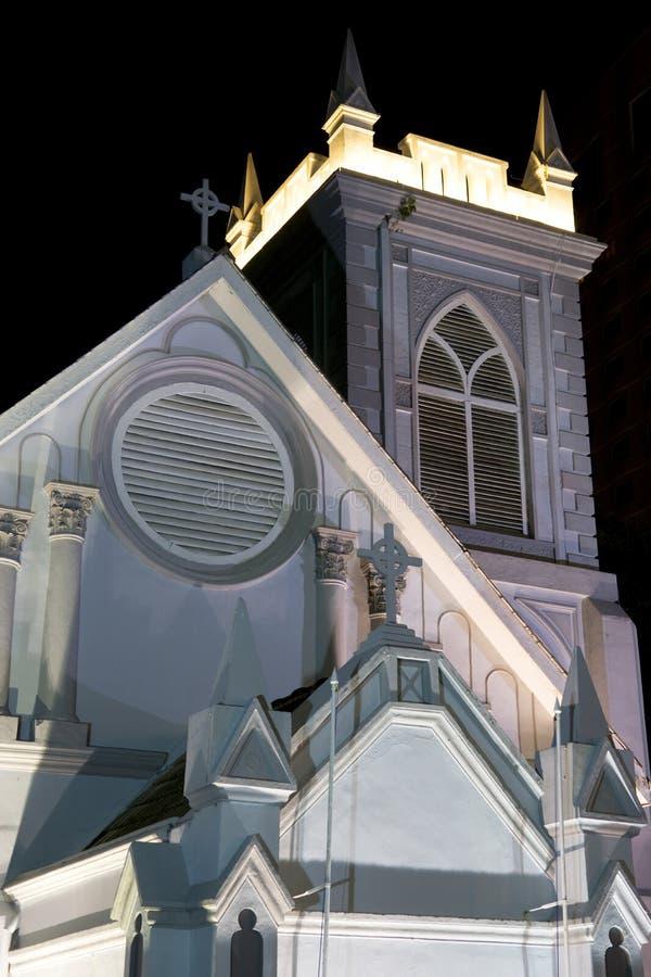 教会乔治城卫理公会派教徒wesley 库存图片
