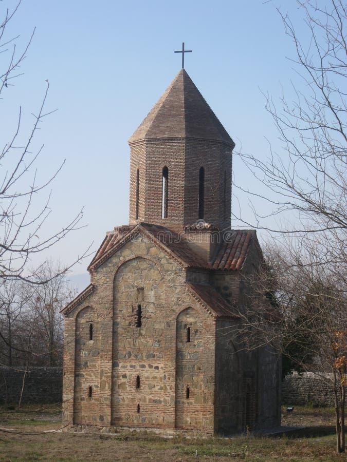 教会佐治亚 免版税图库摄影
