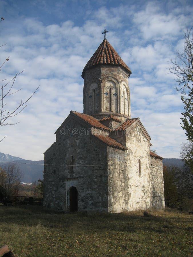 教会佐治亚 免版税库存图片