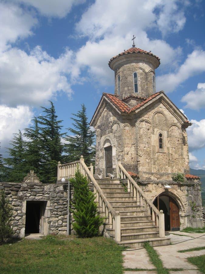 教会佐治亚 库存照片