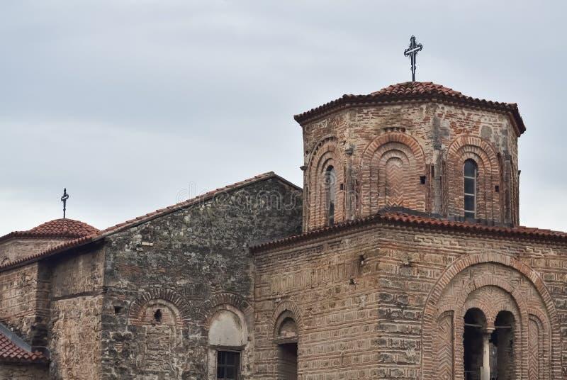 教会圣徒索菲娅 免版税库存图片