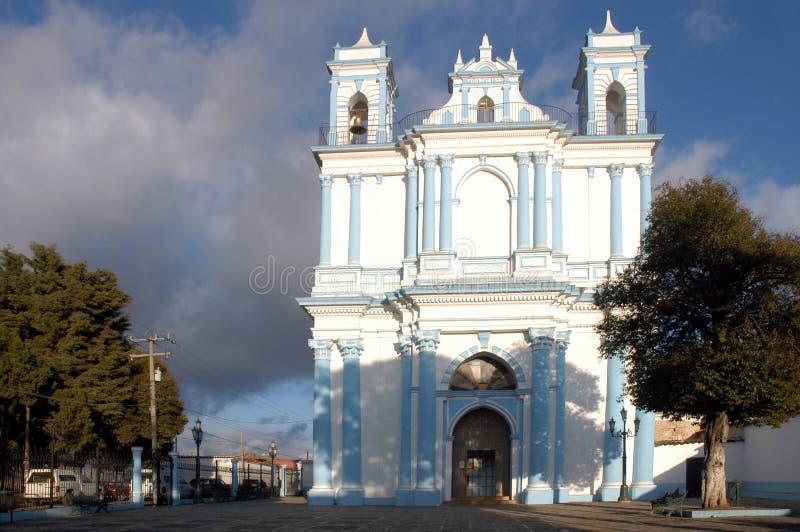 教会墨西哥 免版税库存照片