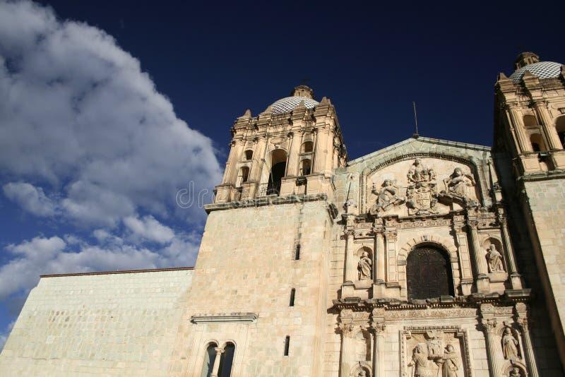 教会墨西哥 库存图片
