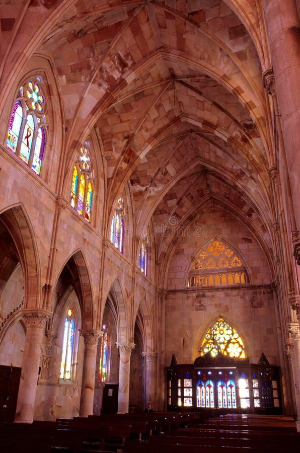 教会瓜达拉哈拉墨西哥 免版税库存图片