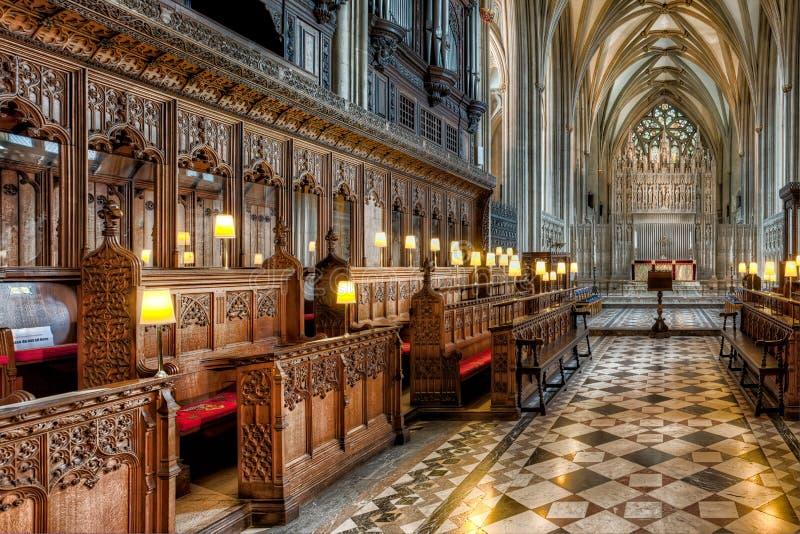 教会英国 免版税库存照片