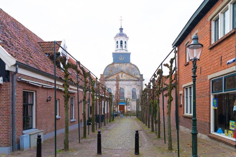 教会荷兰语被改革 免版税库存图片