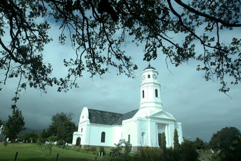 教会荷兰语被改革 免版税库存照片