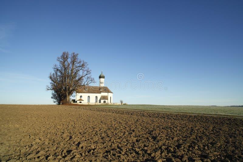 教会 免版税库存照片