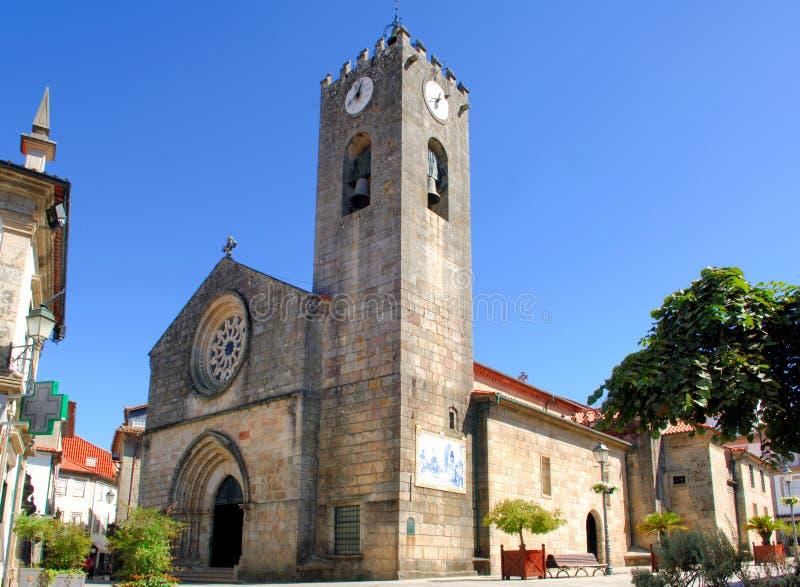 教会de利马ponte罗马的葡萄牙 免版税库存照片