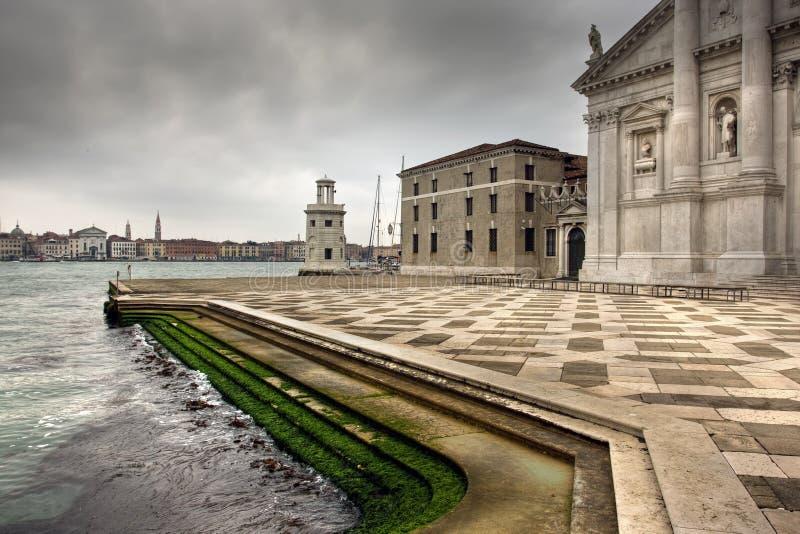 教会giorgio ・意大利maggiore圣・威尼斯 免版税库存照片