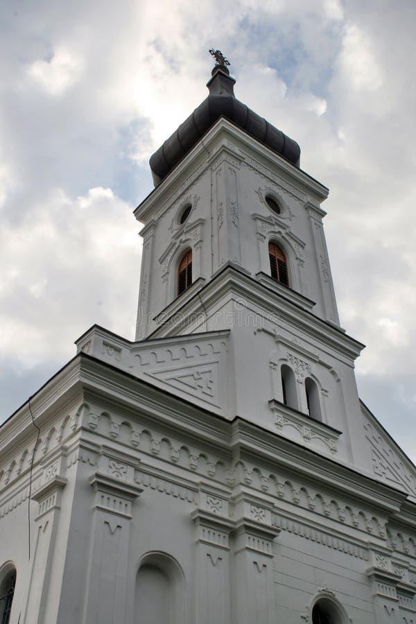 教会nicholaus st 库存照片