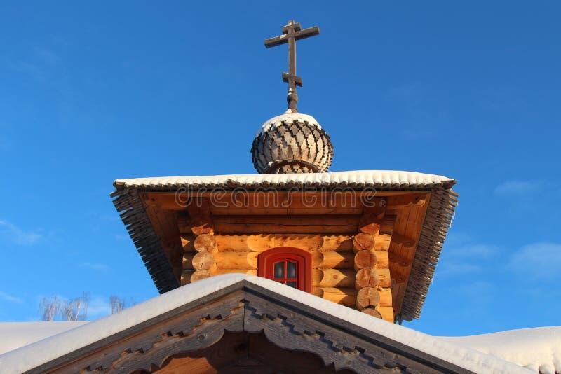 教堂的圆顶 免版税库存图片