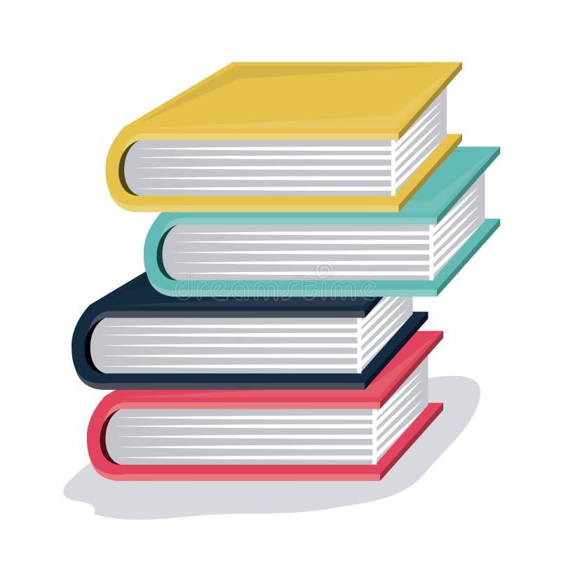 教科书设计 向量例证