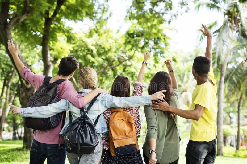 教育学生人知识概念 免版税图库摄影