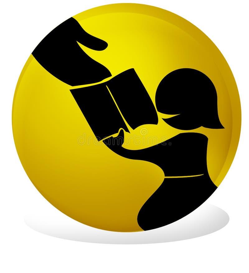 教育帮助 免版税库存照片