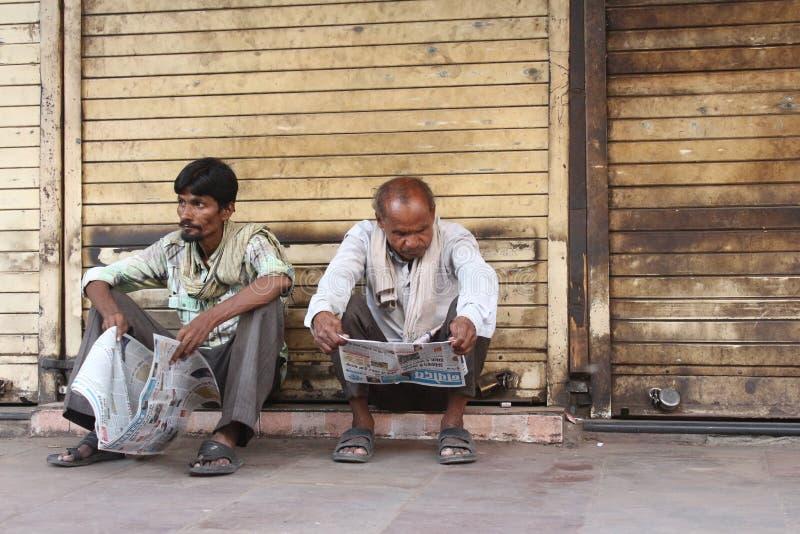 教育的贫穷 库存照片