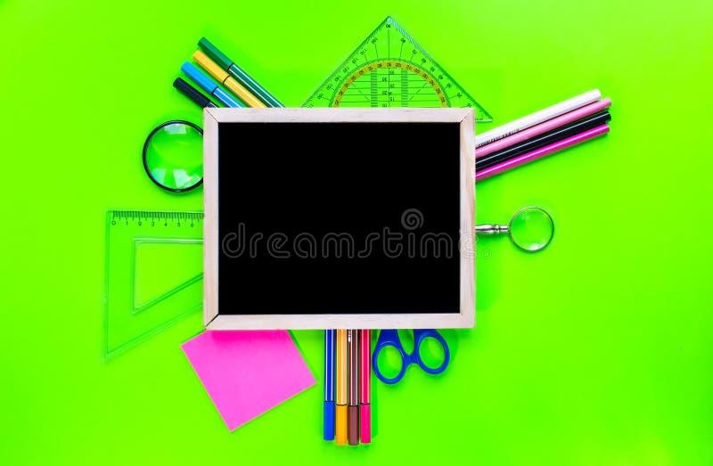 教育背景概念 免版税库存照片