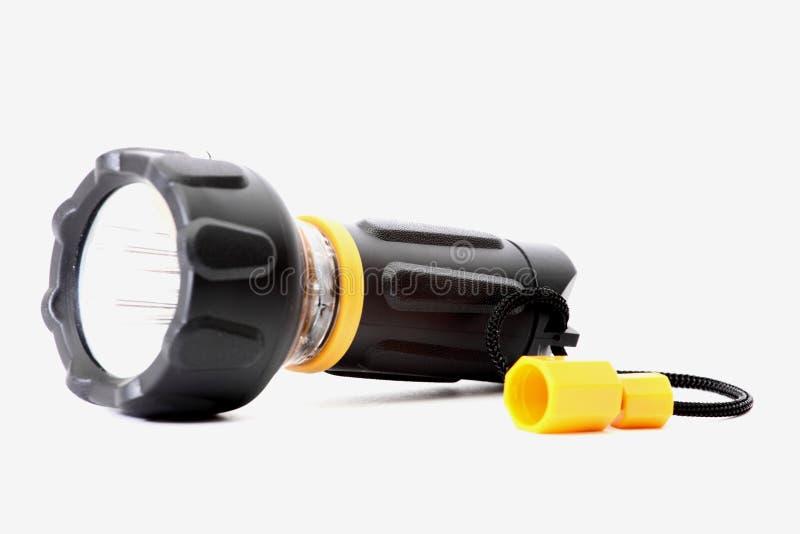 散发灯笼光的二极管 库存照片