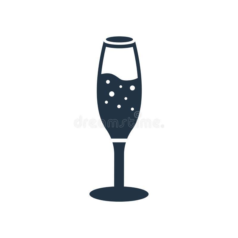 敬酒在白色背景隔绝的象传染媒介,多士标志 皇族释放例证