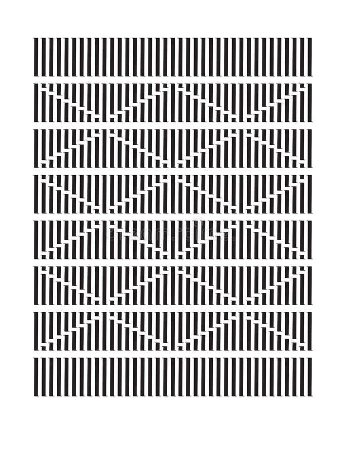 数字式书法 皇族释放例证