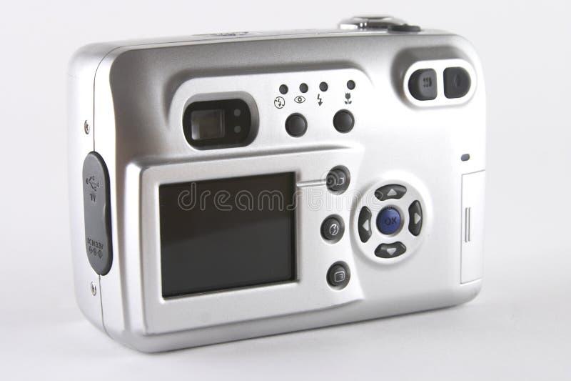 数字式回到照相机 免版税图库摄影