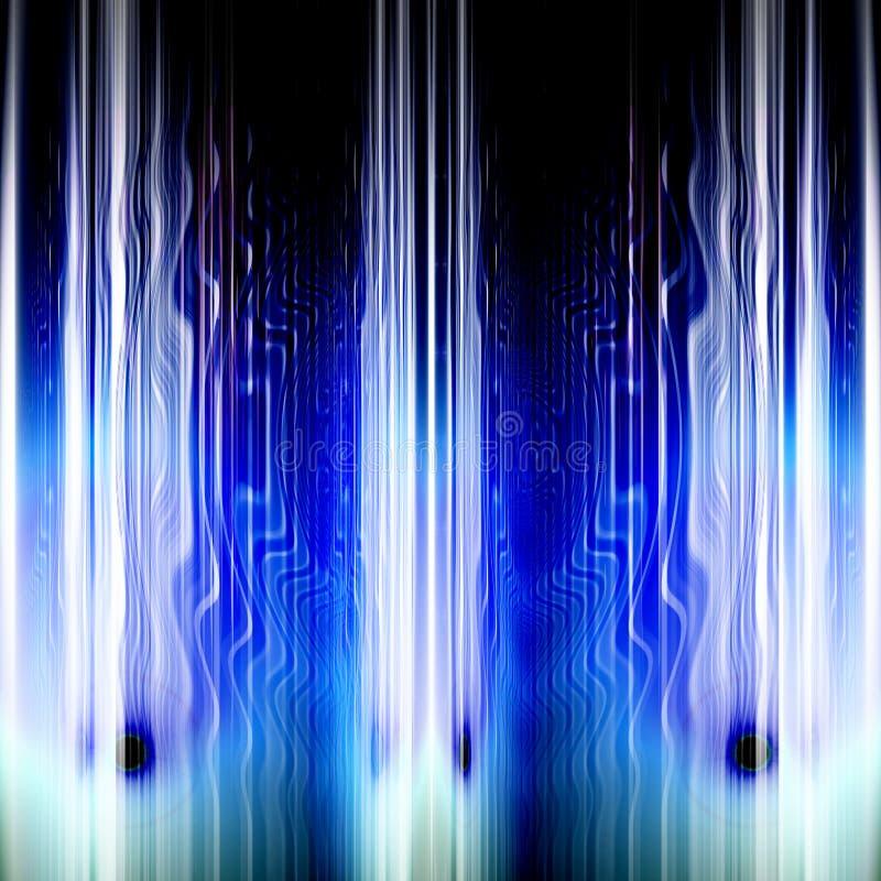 数字式守护程序 向量例证