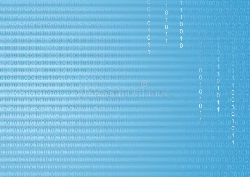 数字式背景 向量例证