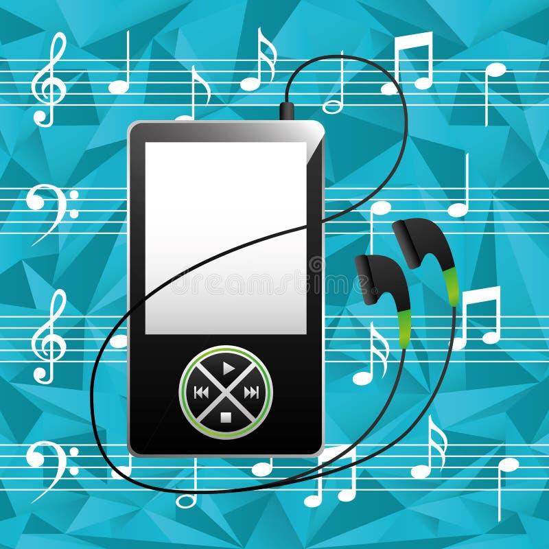 Download 数字式音乐技术 向量例证. 插画 包括有 技术, 媒体, 艺术, 耳机, 向量, 球员, 作用, 形状, 要素 - 59101158
