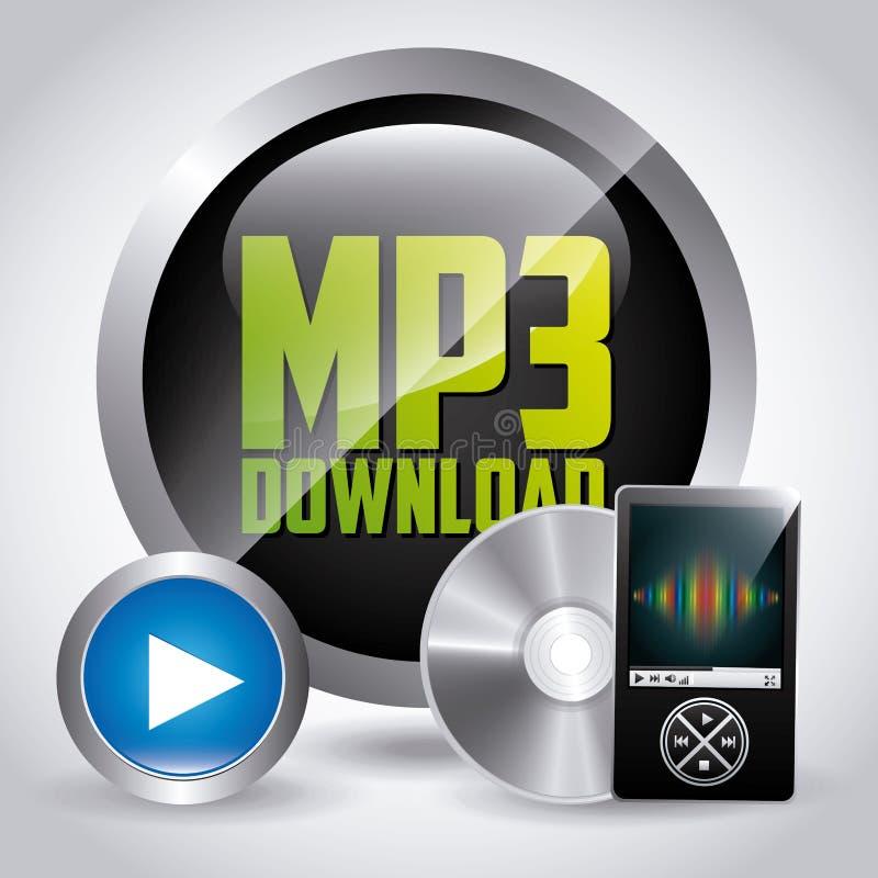 Download 数字式音乐技术 向量例证. 插画 包括有 数字式, 放出, 声音, 技术, 设计, 藏品, 例证, 查出 - 59101297
