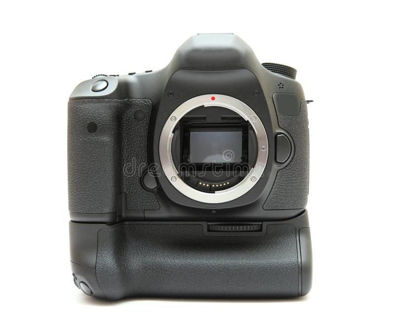 数字照相机镜子 免版税库存图片