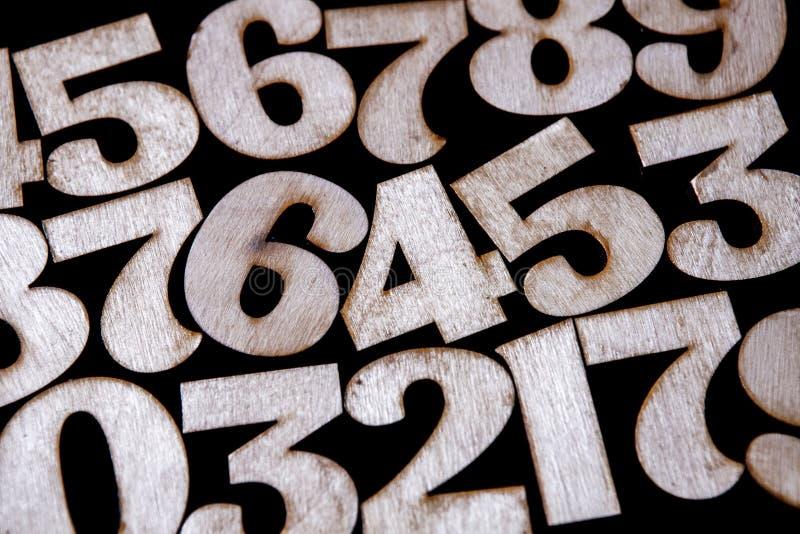 数字背景 从零到九 背景例证计算向量 数字纹理 库存照片